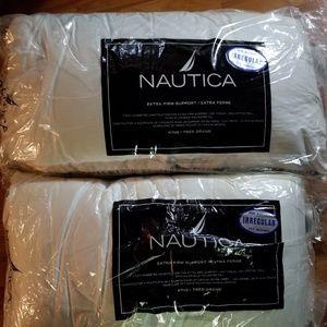 Pair New King Xtra Firm Pillows